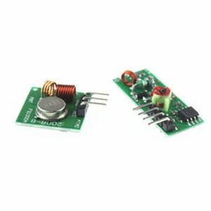 433 MHz vysílač + přijímač