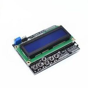 LCD shield pro Raspberry Pi B+/B