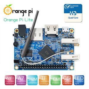 Orange Pi Lite H3 Quad-core 1.2GHz, WIFI, 512M RAM Ubuntu Linux Android mini PC Raspberry Pi 2 Kompatibilní