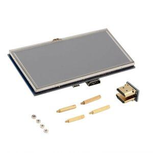 "5"" HDMI display dotykový panel pro Raspberry Pi"