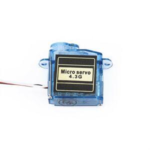 Servo Motor 4,3 g pro Aeromodelling MiNi Micro