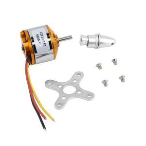930 kV Motor Outrunnerový Bezkartáčový A2212/15T