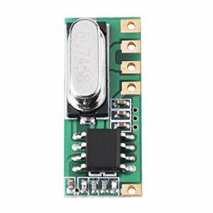 LR45B ASK Modul bezdrátového přijímače 4,5-5,5 V 433 MHz