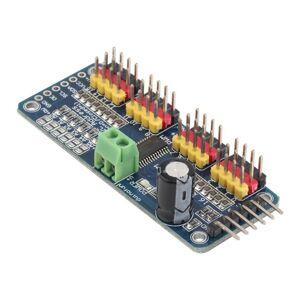 IIC I2C Modulový driver servo motoru pro Arduino - PCA9685 16 kanálů 12-bit PWM