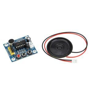 Modul nahrávání a přehrávání zvukového záznamu s mikrofonem a reproduktorem ISD1820