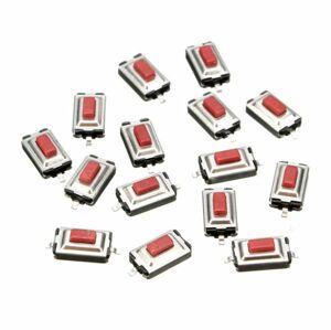 Mikrospínač 3x6x2,5mm SMD 2 piny