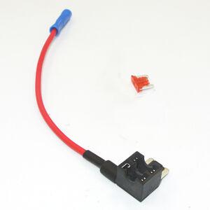 Adaptér na pojistky do auta micro TAP 12V 10A