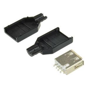 USB konektor - samice