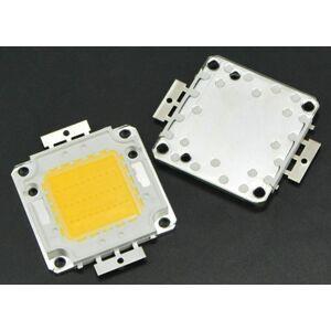LED dioda COB 20W teplá bílá