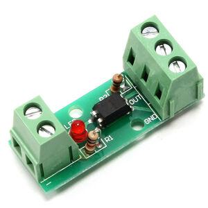 Izolační modul s optočlenem 1-kanál 12V