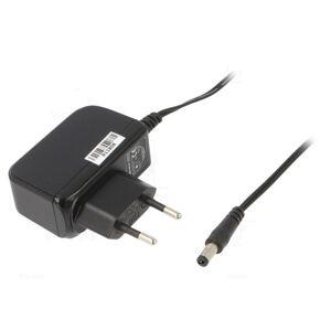 Napájecí adaptér síťový 9V 1000mA 5,5/2,1 mm Cellevia Power