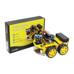 LAFVIN Smart Robot Car Kit 4WD s UNO R3