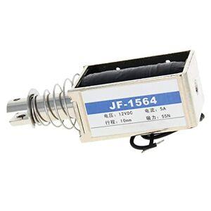 Tažný elektromagnet 12V 55N JF-1564