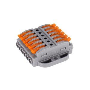 Instalační rychlosvorka bezšroubová PCT-223-6 250V 32A