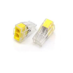 Rychlosvorka bezšroubová PCT-102 250V 24A