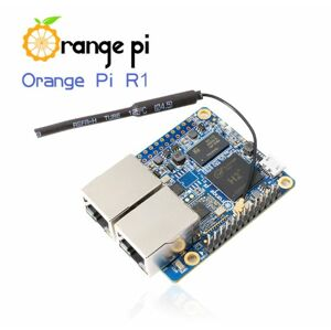 Orange Pi R1: H2 + 256MB Quad Core Cortex-A7